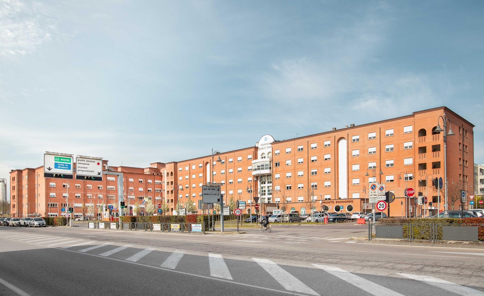 Raccolta fondi per l'Ospedale di Mantova