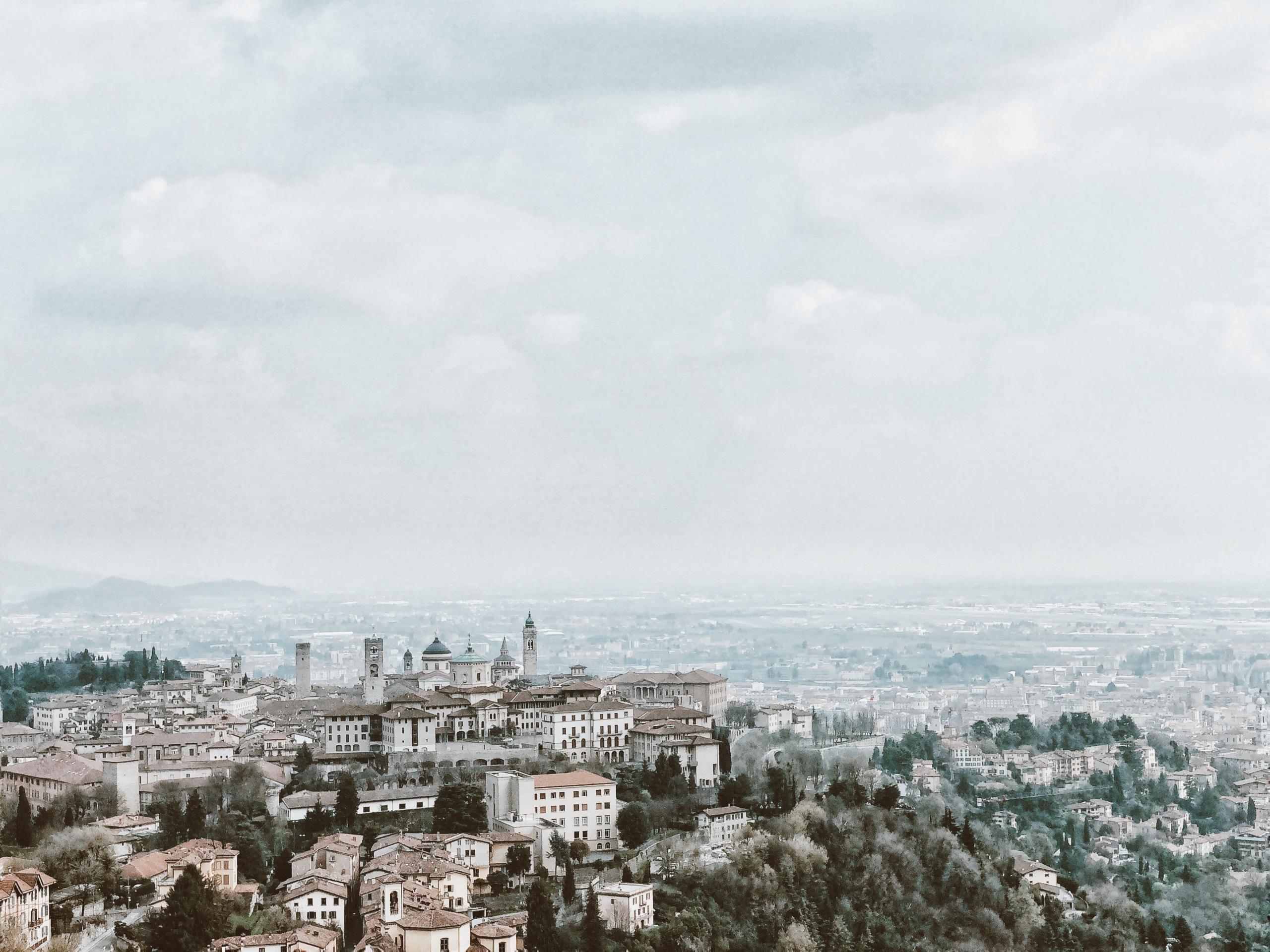 Visitare Bergamo in carrozzina